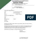 Surat Keterangan Pengajuan Beasiswa Ppa