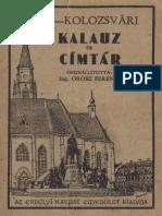Kalauz És Címtár