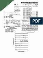 US5367101 Pentene Isomerization Process