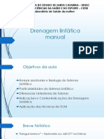 Drenagem Linfática Manual Aula RTM