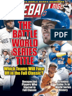 Baseball Digest - October 2016