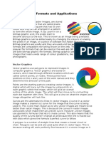 file formats and applications
