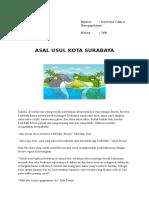 ASAL USUL KOTA SURABAYA.docx