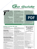 June 2009 Go Guide Newsletter The Mountaineers