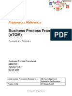 GB921 Process Framework Concepts and Principles R14.5.1