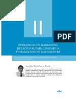 Estrategia de Marketing Relacional Para Lograr La Fidelización de Los Cliente