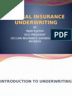 General Insurance Uw