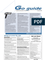 December 2009 Go Guide Newsletter The Mountaineers