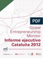 GEM Global Intrepreneurship Monitor
