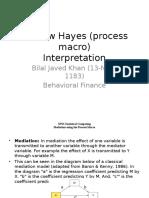 Andrew Hayes (Process Macro)