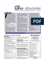 March 2010 Go Guide Newsletter The Mountaineers