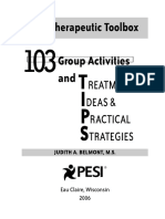 103Group Activities