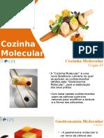 cozinha molecular