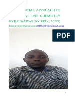 A Fundamental Approach to Ordinary Chemistry.pdf