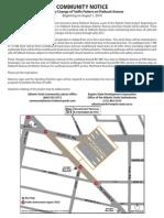 Flatbush Avenue MPT Community Notice