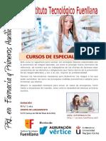 PRL Farmacia y Primeros Auxilios