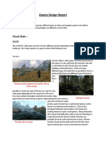 games design report