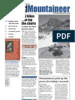 June 2010 Mountaineers Newsletter