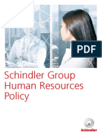 RRHH Policy