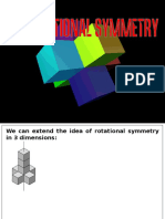 Rotational Symmetry in 3d (1)