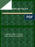 LP Tumori Benigne Oromaxilofaciale