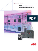 Circuit-breakers Inside LV Switchboards ABB