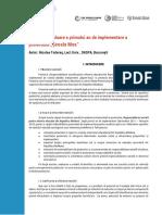 Evaluation Report RO