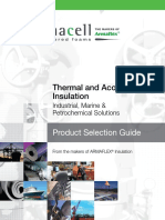 Insulation Armaflex US M&O ProductSelection MO-001