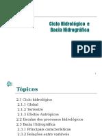 Hidrologia ETAPA 1