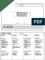 Tractor AGCO ALLIS AA 6.75 (C067501_E02)