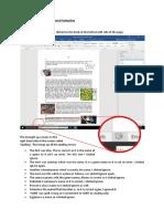 unit 72 assignment 3 document production