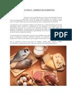 Analisis fisicoquimico de Alimentos