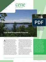 Summer 2007 Landscene Newsletter Natural Heritage Land Trust
