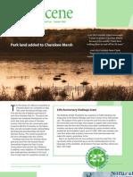 Summer 2008 Landscene Newsletter Natural Heritage Land Trust