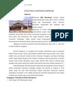 Arsitektur Bangunan Mall Mandonga Kendari