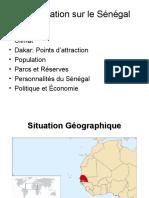 Presentation Senegal