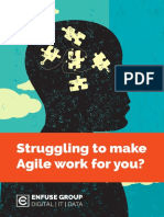 Struggling to Make Agile Work for You?