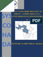 PDF OHADA RÉVISÉ COMPTABLE TÉLÉCHARGER PLAN