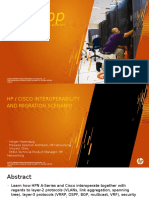 HPN-B2 Cisco Interoperability and Migration Scenario