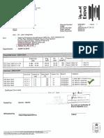 Destructive Examination(de) - Mechanical Testing Approval WE-5134