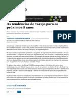 As Tendências Do Varejo Para Os Próximos 5 Anos - Economia - Estadão