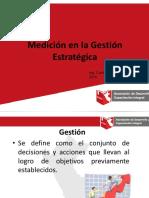 1.- Medición en La Gestión Estratégica (1)