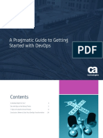 A Pragmatic Guide to Getting Started With Devops
