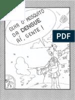 Dengue - Cartilha
