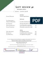 Luc Boltanski, Arnaud Esquerre Et Al., La Vida Econmica de Las Cosas, NLR 98, March-April 2016