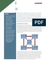 Proofpoint Et Intelligence Datasheet