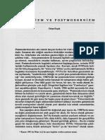 Modernizm Ve Postmodernizm - Orhan Koçak