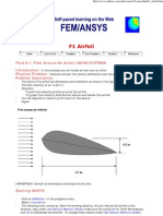 F1 Airfoil