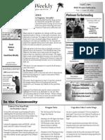 Good News Weekly - Vol 1.1 - June 18, 2010