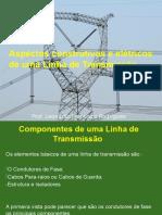 Material 02 - Aspectos Construtivos e Elétricos de Uma LT